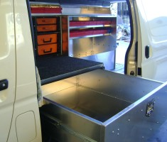 Vehicle Fit Outs