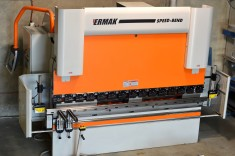 CNC Press brake (7 Axis 175 ton)