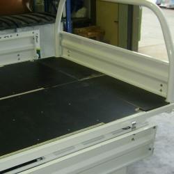 Nissan Navara Custom Tray
