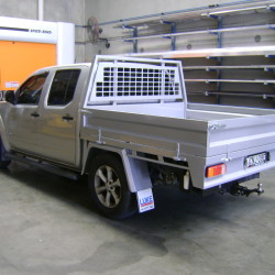 Nissan Navara D40 Duel Cab