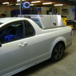 Holden Ute Custom Boxes
