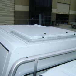 Holden Colorado Roof Hatch