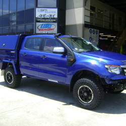 PX Ford Ranger Duel Cab Tray