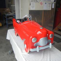 Pedal Car Restoration