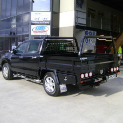 PX Ford Ranger Steel Tray Body