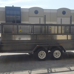 Custom Designed Trailer