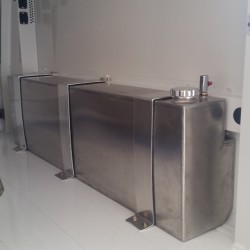 Custom Made Stainless Steel Water Tank