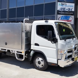 Fuso Truck Toolboxes