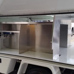 CSM Canopy Interior Fit Out