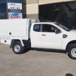 PX Series 2 Ford Ranger Space Cab – LB0879