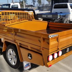 Ford Falcon FGX XR6 Ute Custom Steel Tray – LB0903