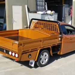 Ford Falcon FGX XR6 Ute Custom Steel Tray