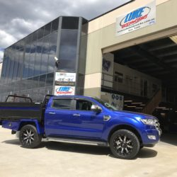 2016 PX Series 2 Blue Ford Ranger Duel Cab – LB1247