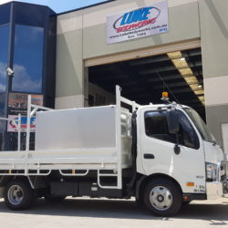 Truck Toolboxes – City Hino