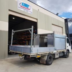 Hino Truck Roller Shutter Toolboxes