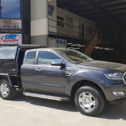 Ford Ranger Space Cab Steel Tray