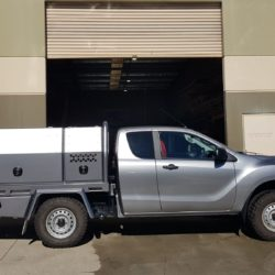 Mazda BT50 Space Cab Steel Tray