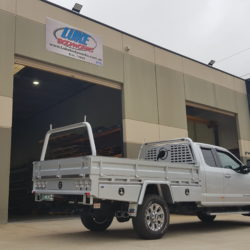 Ford F250 Steel Tray