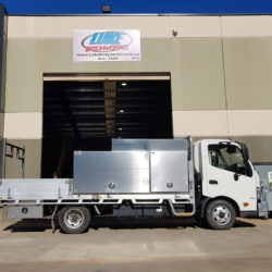 Hino Truck Toolboxes