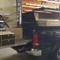 VW Amarok Custom Tub Toolboxes