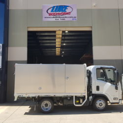 Isuzu Truck Toolboxes
