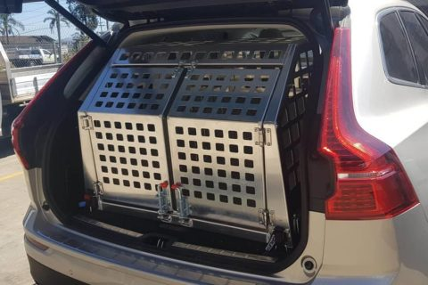 Volvo Removable Dog Cage