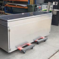 Caravan Drawbar Toolbox