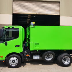 Hino Tipper Truck Modifications