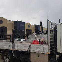 Isuzu Truck Tapered Ladder Racks