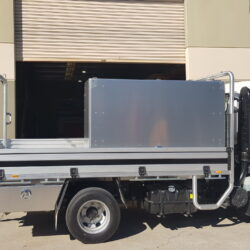 Isuzu Truck Removable Toolbox and Underbodys